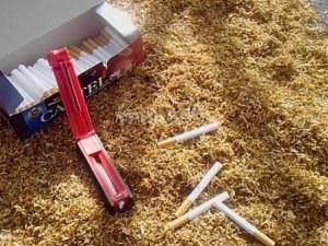 Акция срещу контрабанден тютюн в Пловдивско