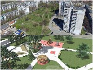 """Димитър Колев:  Изграждаме поне три нови парка в район """"Западен"""" в следващия мандат"""
