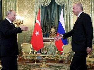 Ердоган и Путин на среща в Сочи, обсъждат Сирия