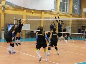 Марица с две контроли срещу румънки през уикенда