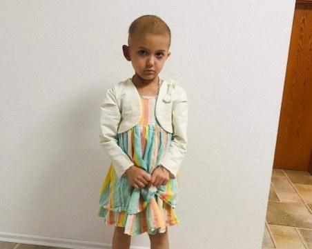 Руски сайт печели на гърба на малката Ева от Асеновград