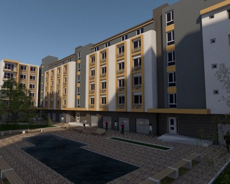 Строят нов комплекс в най-зеления район на Пловдив, съчетаващ лукс и достъпни цени