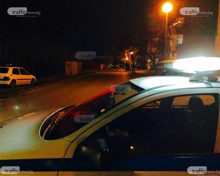 Пияница заплаши с убийство полицаи край Пловдив, отърва се с глоба