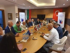 45 турски бизнесмени пристигнаха в Пловдив, срещат се с Агенцията по инвестиции
