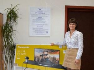 Студентка от Пловдив спечели 43-инчов телевизор от лотарията с касови бележки на НАП
