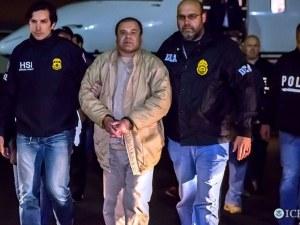 След престрелка: В Мексико пуснаха сина на Ел Чапо