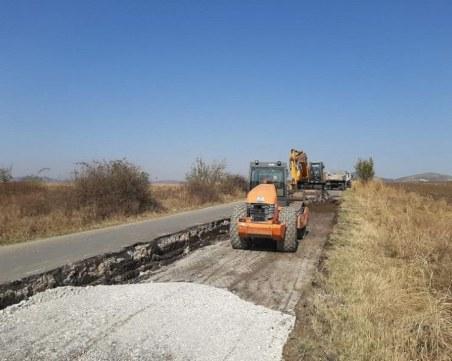 Стартира ремонтът на пътя Мездра – Роман