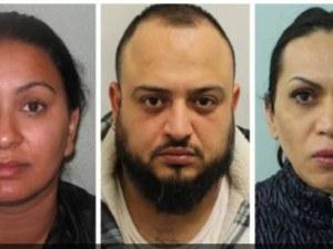 Осъдиха трима българи на 24 години затвор за сводничество в Лондон
