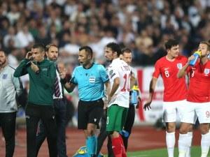 Скъсаха от майтапи националите и Боби след резила срещу Англия