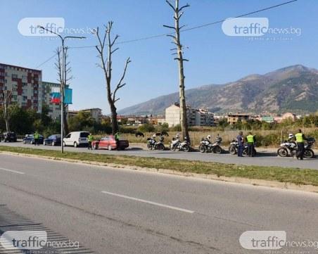 Акция на пътя в Карлово и Хисаря! Хванаха десетки нарушители на пътя
