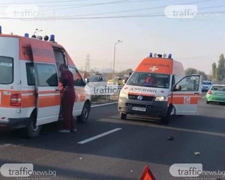 Нарушители забавиха три линейки на Асеновградско шосе