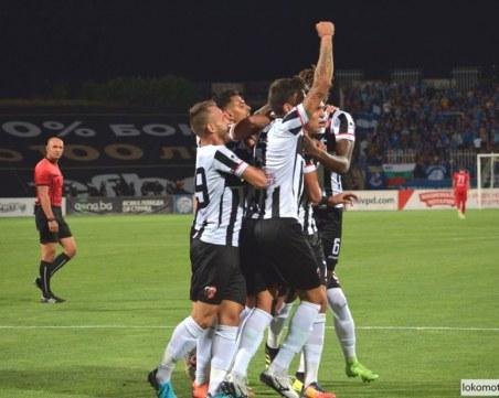 Силен Локомотив отказа ЦСКА, доигра мача с 10 души