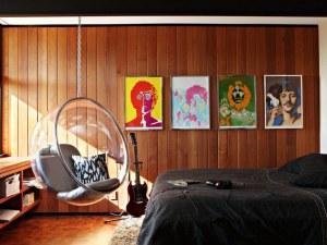 Как да обзаведем красиво и практично спалня, която е само 9 кв.м?