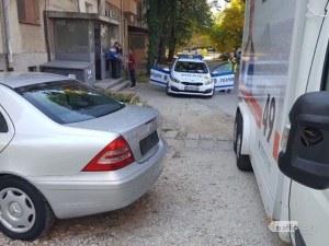 Пиян шофьор засече пътя на бус в Пловдив, скочи на бой