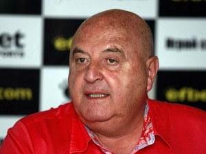 Венци скочи на Лечков: Как така ще обявява Дерменджиев за селекционер?!
