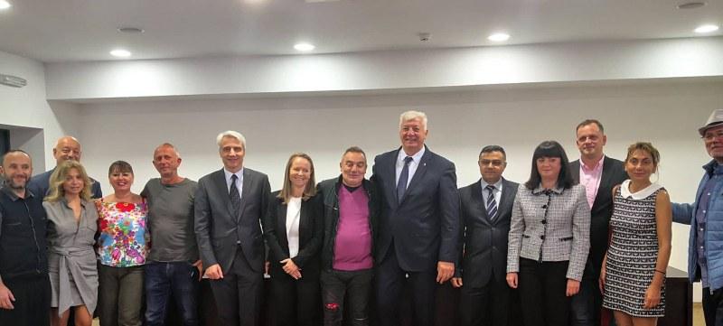 Кандидат- кметове подписаха меморандум за разбирателство с пловдивските културни институти