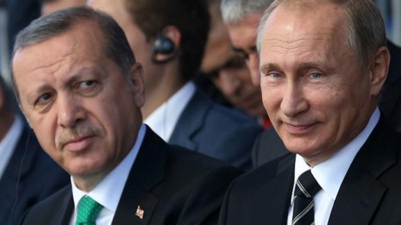 Путин и Ердоган на среща в Сочи, обсъждат Сирия