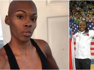 Атлетка се бори с рак на гърдата, но се готви за пета олимпиада