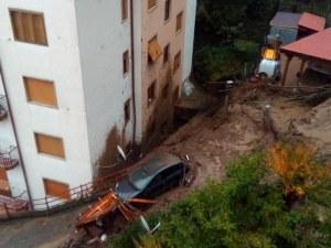 Евакуация заради наводнения в Северна Италия