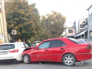 Катастрофа затапи улица в пловдивския квартал Кючук Париж