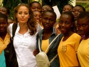 Различните млади: Пловдивчанка избра мисия в Сърцето на мрака