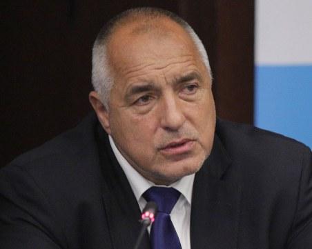 Борисов се закани: Ще доизчистя ГЕРБ след изборите