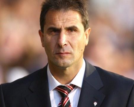 Димитър Димитров - Херо е новият старши треньор на Берое