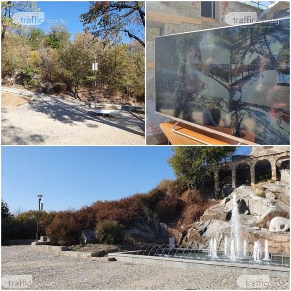 30 камери бранят Бунарджика от вандали, изграждат нов път към паметника на Альоша