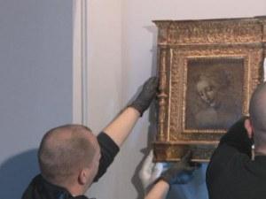 Откриха най-голямата изложба с творби на Леонардо да Винчи в Лувъра