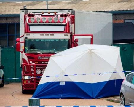 Арестуваха собствениците на камиона ковчег с варненски номера