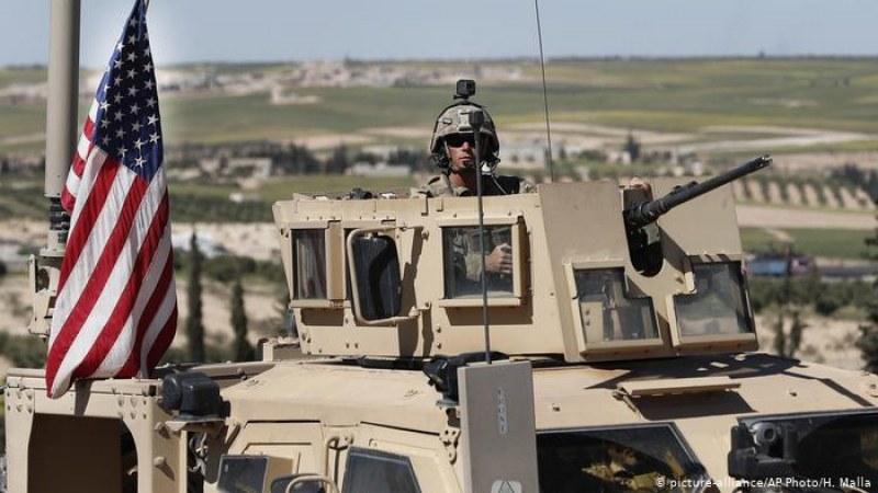САЩ изпраща подкрепление в Североизточна Сирия