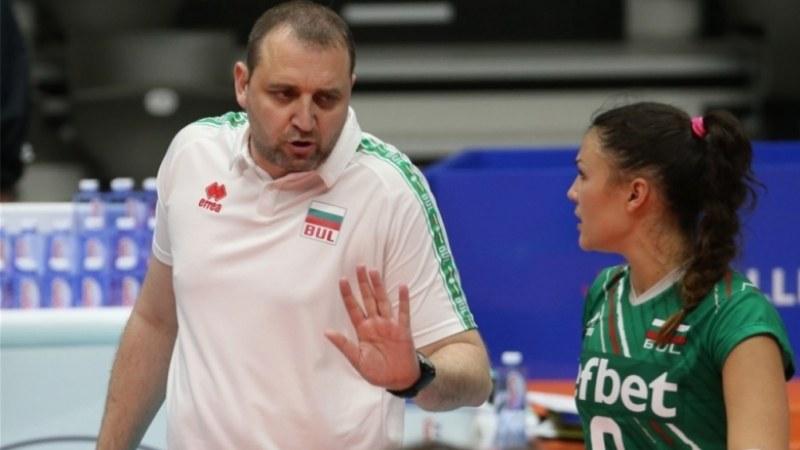 Иван Петков няма да води волейболната Марица