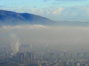 Завишени нива на азотен диоксид в София имало и през лятото