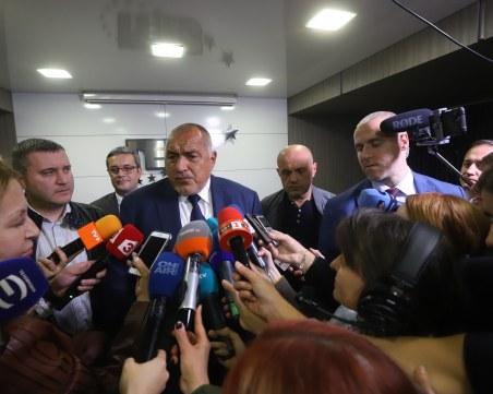 Борисов: Ако костинбродската кукувица е  промяната, да им е честита на десните в София!