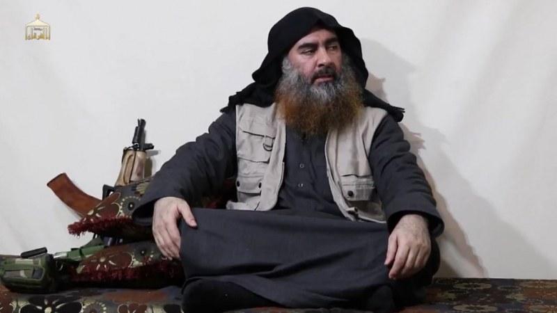 Американски военни са убили лидера на Ислямска държава в Сирия