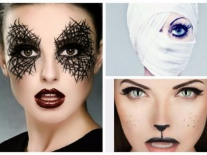 Как да се гримираме за Хелоуин: Шантави идеи от