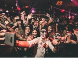 Жестоко парти под тепетата за Хелоуин! Страховити същества налазват W Club