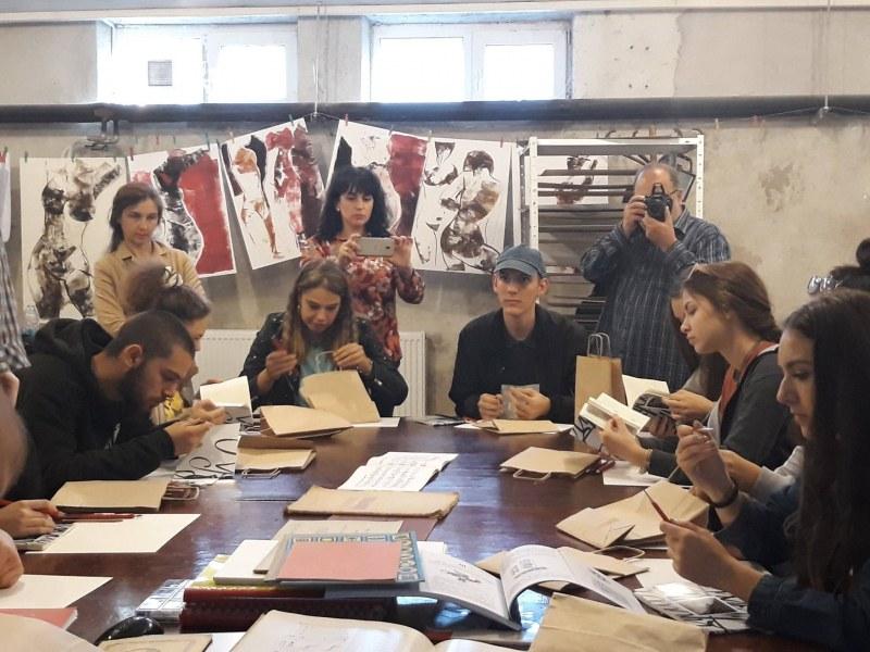 Чети, откривай, твори, съхрани! Нова визуална идентичност за пловдивските читалища