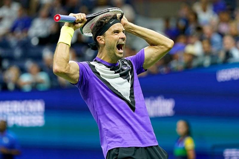 Гришо излиза на корта срещу Джокович за първи полуфинал