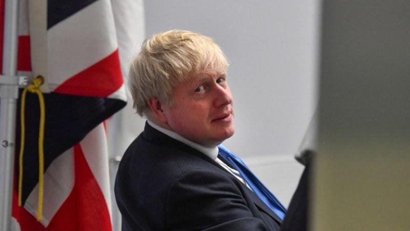 Джонсън съжалявал, че Великобритания все още е в ЕС