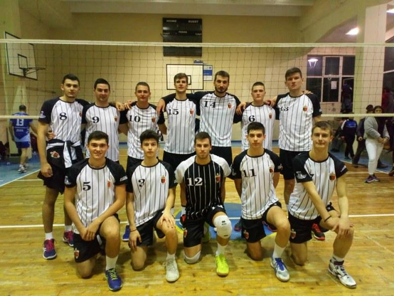 Локо с втора победа във волейболния шампионат