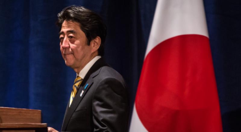 Пожар избухна в самолета на японския премиер