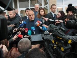 Борисов: За президента честни са само изборите, когато той победи, жените около него го ошашавиха!