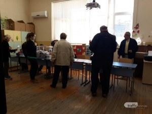 Избирателна активност в област Пловдив: 14.98%, Садово сред най-активните