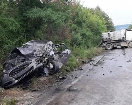 20-годишно момче загина при тежка катастрофа край Добрич