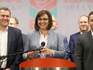 БСП иска ново броене в Шумен, подкрепя Манолова за касиране на вота в София