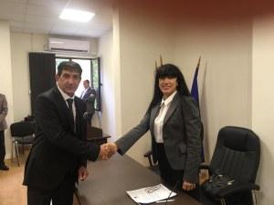 Преизбраният кмет на Стамболийски положи клетва