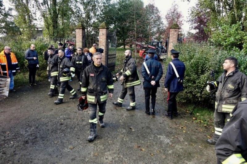 Трима пожарникари загинаха при експлозия в Италия