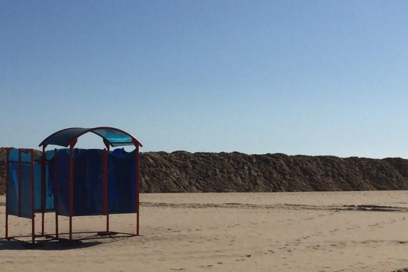 Диги от пясък ще пазят от вълните заведения на плажа в Слънчев бряг