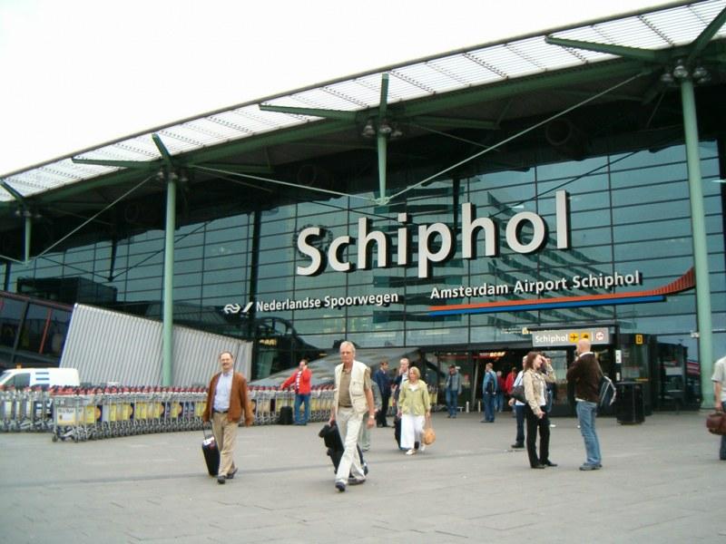 Тревога на летището в Амстердам!